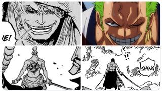 Bật ngửa với loạt meme cực đỉnh của One Piece chap 1024