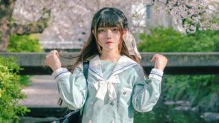 Nữ coser Gen Z Nhật Bản khiến fan ngất ngây với nhan sắc xinh như IDOL nổi tiếng