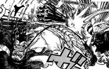 Spoiler One Piece chap 1026: Momonosuke ra đòn cẩu xực quyền với Kaido