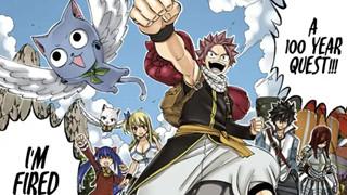 Hội Pháp Sư quay trở lại với series anime Fairy Tail: 100 Years Quest!