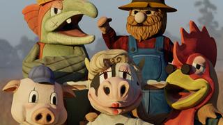 Happy's Humble Burger Farm - Quản lý nhà hàng trong sự kinh hoàng