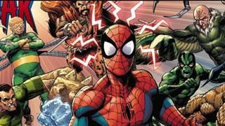 """TOP 15 phản diện mạnh nhất, nổi tiếng nhất của """"Nhện Nhọ"""" Spider-Man (Phần 2)"""