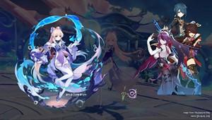 Genshin Impact 2.1: Banner Kokomi - Xingqui, Rosaria và Kiếm Bàn Nham tái xuất