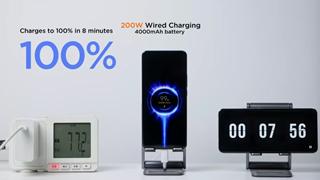 Tính năng HyperCharge trên Xiaomi : Nạp đầy pin 4.000mAh chỉ trong 8 phút