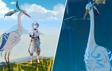 Genshin Impact: Các nhà tiên tri lại hé lộ nhân vật Shenhe hệ Băng được dự đoán sắp ra mắt
