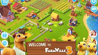 Huyền thoại FarmVille trên Facebook chính thức quay trở lại với phần game thứ 3 của mình