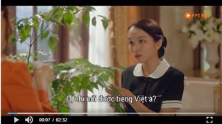 """Hoa hậu Hàn Quốc Honey Lee gây sốt """"bắn"""" tiếng Việt cực chuẩn trong phim mới"""