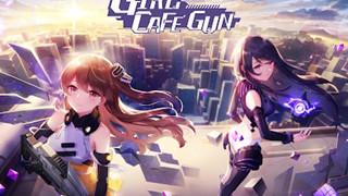 Girl Cafe Gun - Trải nghiệm cảm giác vừa chơi game bắn súng nhưng vẫn phải kinh doanh quán cafe