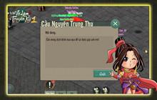 """Những ước nguyện Trung thu """"siêu cấp đáng yêu"""" của game thủ Võ Lâm Truyền Kỳ 1 Mobile"""