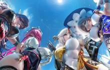 Ngộp thở nặng với loạt fanart Genshin Impact của artist nổi tiếng Sakimichan