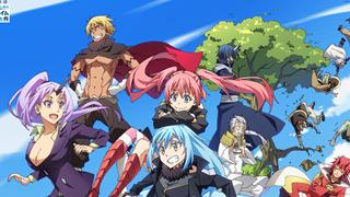 Tensei Shitara Slime Datta Ken - Chuyển Sinh Thành Slime công bố anime movie!