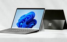 Surface Pro 8 chính thức ra mắt với màn hình 13 inch, tốc độ làm mới 120Hz,..