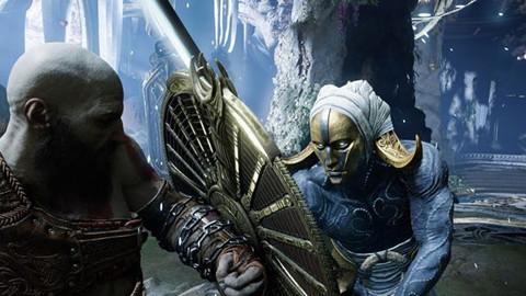 God of War: Ragnarok sẽ có thêm nhiều tùy chọn khiên dành cho người chơi