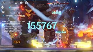 Genshin Impact: Danh sách Top 10 pháp sư clear La Hoàn 12 nhanh nhất - Lôi Thần áp đảo meta