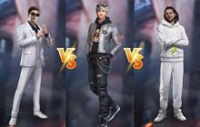 Skyler vs Maxim vs Dimitri: Nhân vật Free Fire nào tốt hơn trong tháng 9 năm 2021?