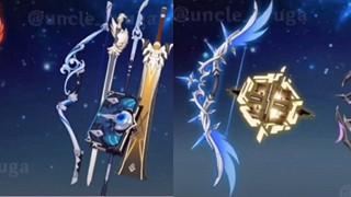 Genshin Impact 2.2: Dự đoán Banner vũ khí và Nhân vật - Hutao và Childe cùng Trấn mới