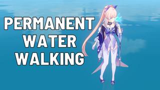 Genshin Impact - Bug giúp Kokomi có thể đi trên mặt nước mãi mãi như Ninja làng lá