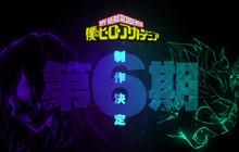 My Hero Academia season 6 tung PV, nội dung chính là ARC Deku VS Shigaraki!