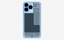 Bài test thời gian tiêu hao pin trên dong iPhone 13 so với các mẫu iPhone cũ cho thấy con số ấn tượng