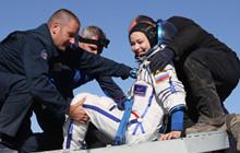 Đoàn làm phim quay phim ngoài không gian của Nga đã trở về an toàn