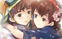 Loạt fanart dễ thương hết nấc của các cặp đôi được yêu thích nhất phim hoạt hình nhà Ghibli (Phần 1)