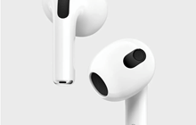 Apple ra mắt AirPods 3 với Spatial Audio, hỗ trợ Adaptive EQ, thời lượng pin dài hơn,..