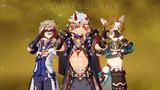 Genshin Impact: Tóm tắt Bản cập nhật 2.3 - Bộ 3 nhà Nham Itto, Gorou, Albedo ra mắt cùng vũ khí mới