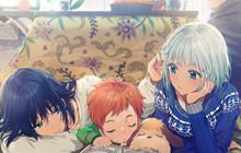 Loạt fanart dễ thương hết nấc của các cặp đôi được yêu thích nhất phim hoạt hình nhà Ghibli (Phần 2)