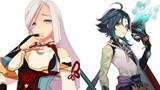 Genshin Impact: Thêm leak mới cho bộ kĩ năng Yunjin Hỗ trợ Gió và Shenhe Sát thương Băng