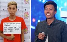 Bậc thầy Vape trick, Á quân Phillipines Got Talent bị cảnh sát bắt giữ vì tàng trữ chất cấm