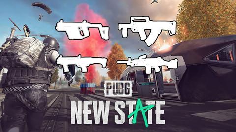5 skin vũ khí PUBG Mobile được nhiều game thủ muốn thấy trong PUBG New State