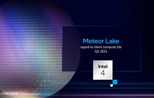 Intel tiết lộ CPU Meteor Lake thế hệ tiếp theo mang lại hiệu suất vượt trội