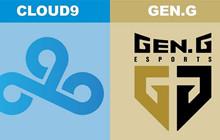 Gen.G tiến vào bán kết với chiến thắng áp đảo Cloud9, biến CKTG trở thành LCK mở rộng