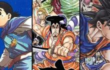 Lịch phát hành manga tháng 11/2021: One Piece 96, Naruto Limited Edition, Dragon Quest ra mắt!
