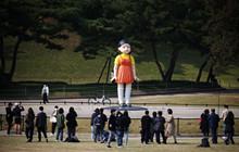 Búp bê từng gây ám ảnh trong Squid Game đã có mặt tại Seoul